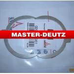 Полукольца упорные 02928961 Deutz 2011 (дойц)