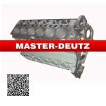 Блок цилиндров 04209412 / 04209415 Deutz 1013 (дойц)
