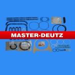 APPLY TO DEUTZ F4L912 Gasket set overhaul OEM NO:02931441